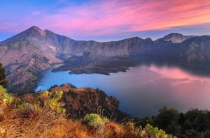 Rinjani economic sharing trekking beginner