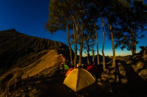 Mount Rinjani Package for Singaporean and Malaysian