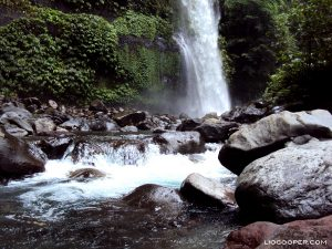 senaru waterfall tour