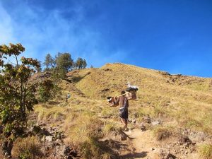 Rinjani difficulty level